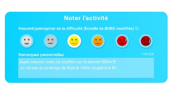 Note & Commentaire